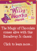 Willy Wonka Junior 9:53 AM 5/9/2008is now available from Clarus Music!